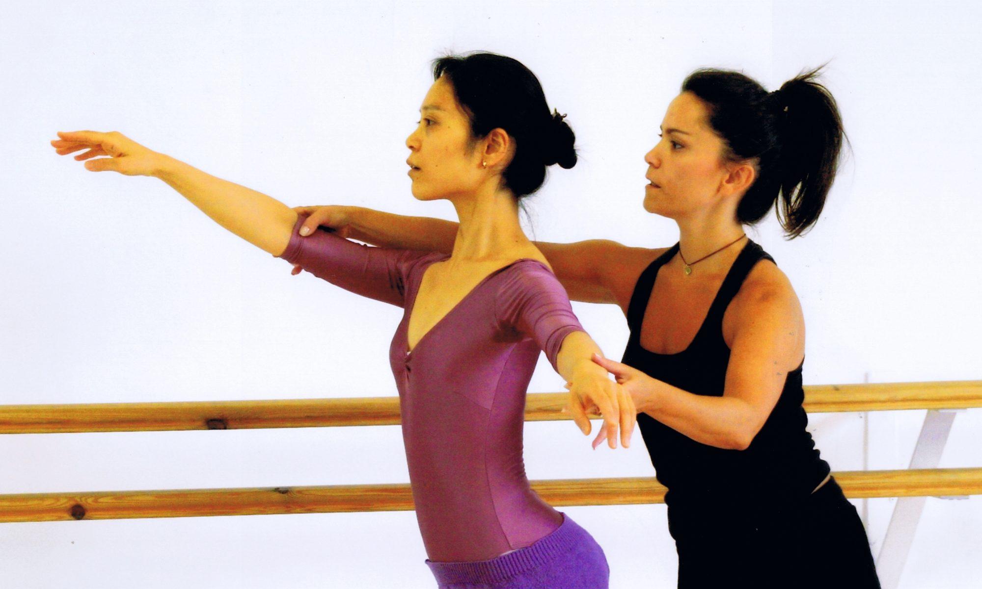 ballet classes with Christina-Maria Mittelmaier