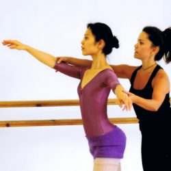 ballet classes with Christina-Maria Mittelmaier